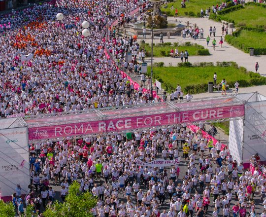OYSHO Race For The Cure